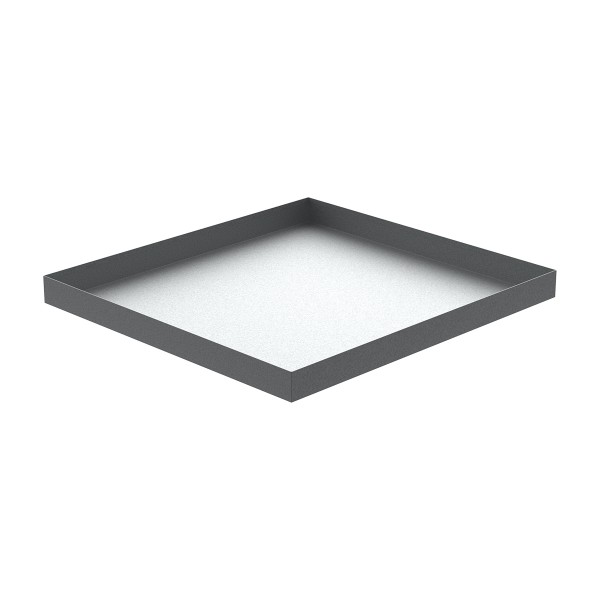 32x30 Galvanized Drip Pan