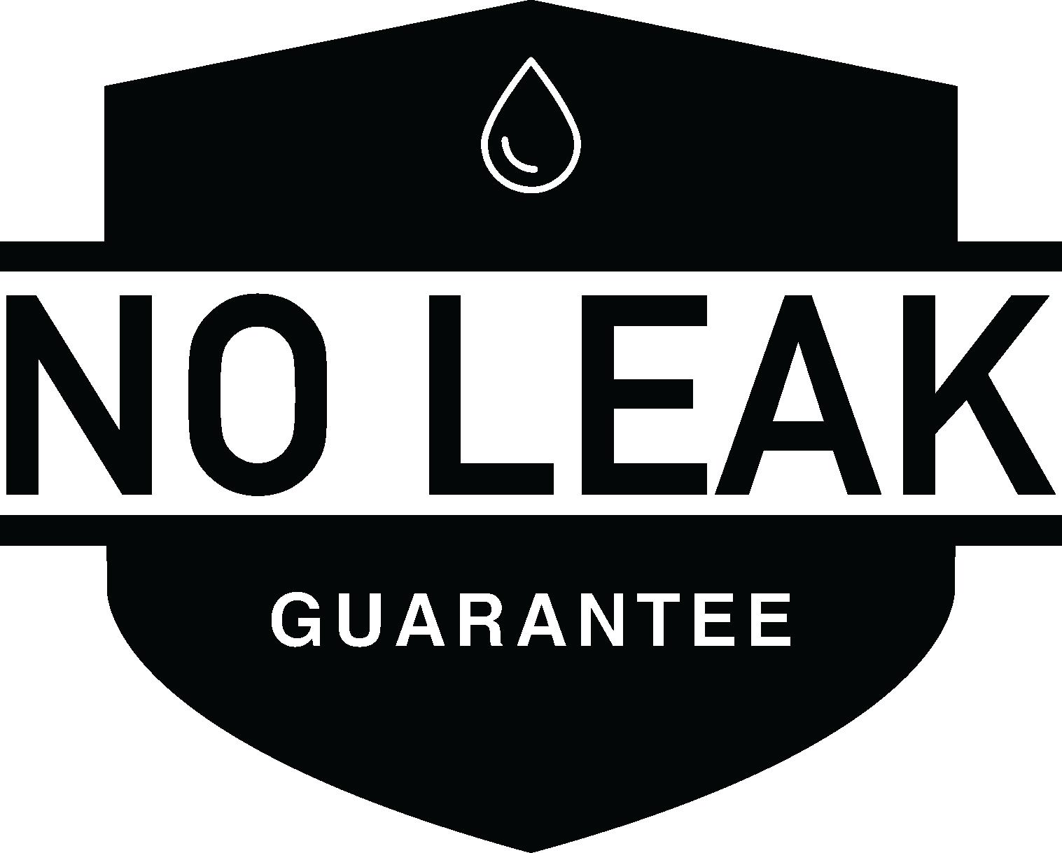 Killarney Metals no leak guarantee shield.
