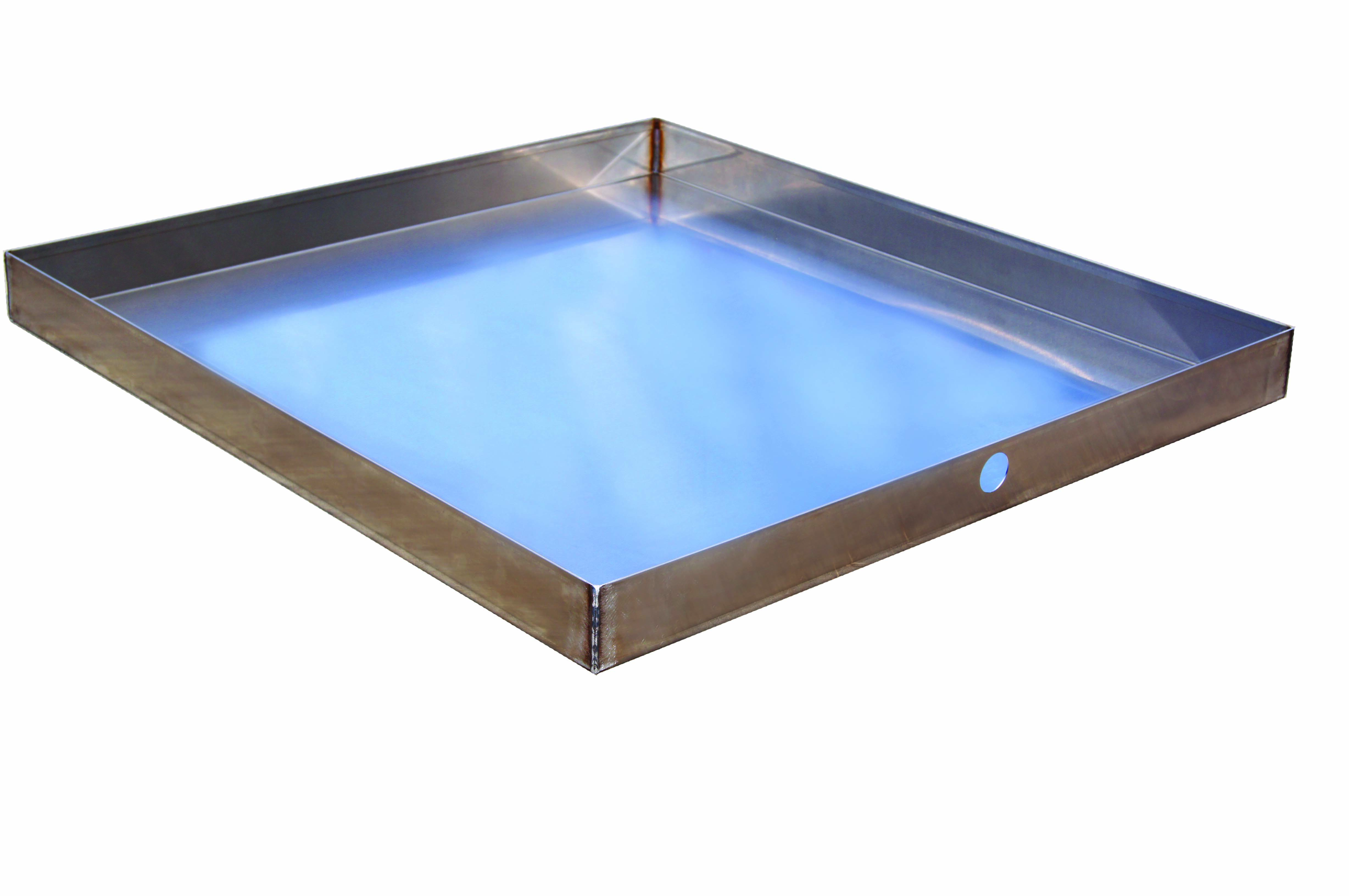 Stainless Steel Drain Pan