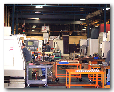 Metal Fabrication Services performed with quality materials and high technology machines.