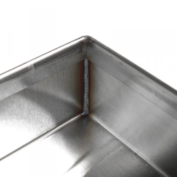 Stainless Steel Spill Pan