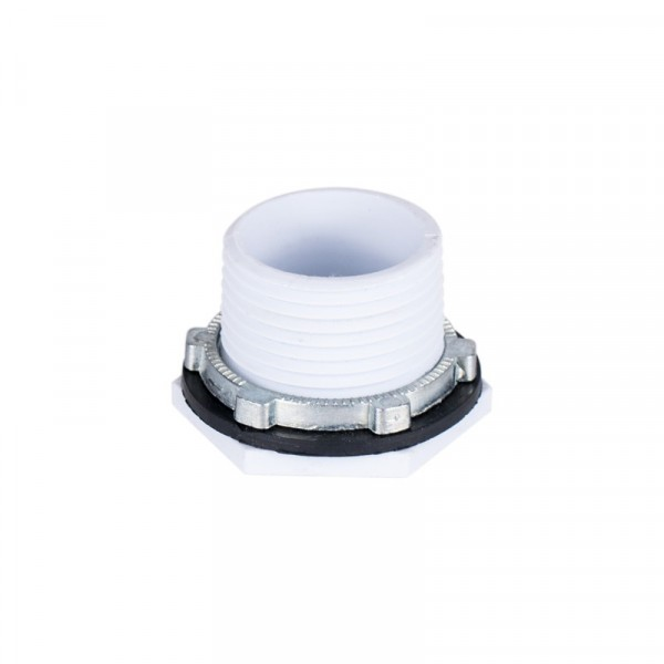 1 In Pvc Drain Pan Fitting