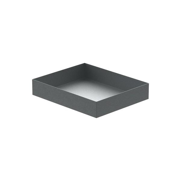 19 In X 15 5 In Galvanized Under Sink Drip Pan