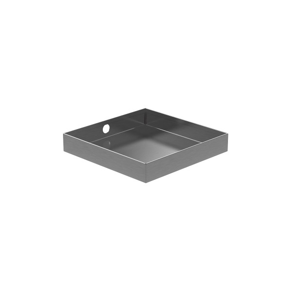 under kitchen sink pan small stainless drain pan 6552