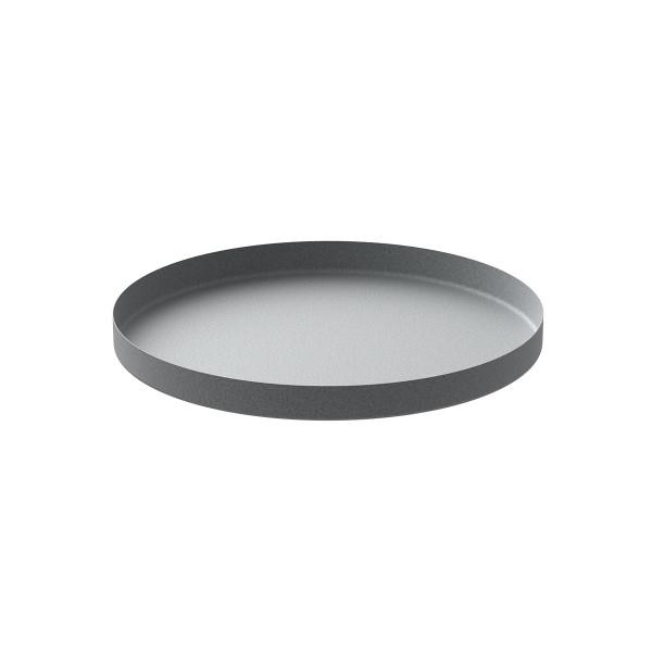 24 In Galvanized Water Heater Drip Pan