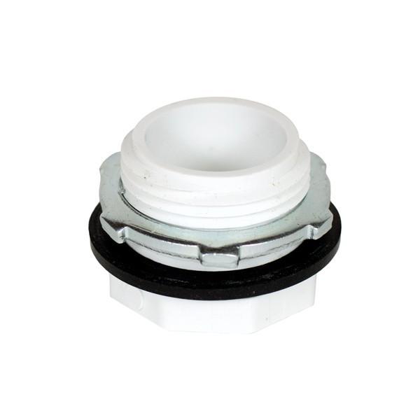 """Drain Plug Fitting - 1"""" - PVC"""
