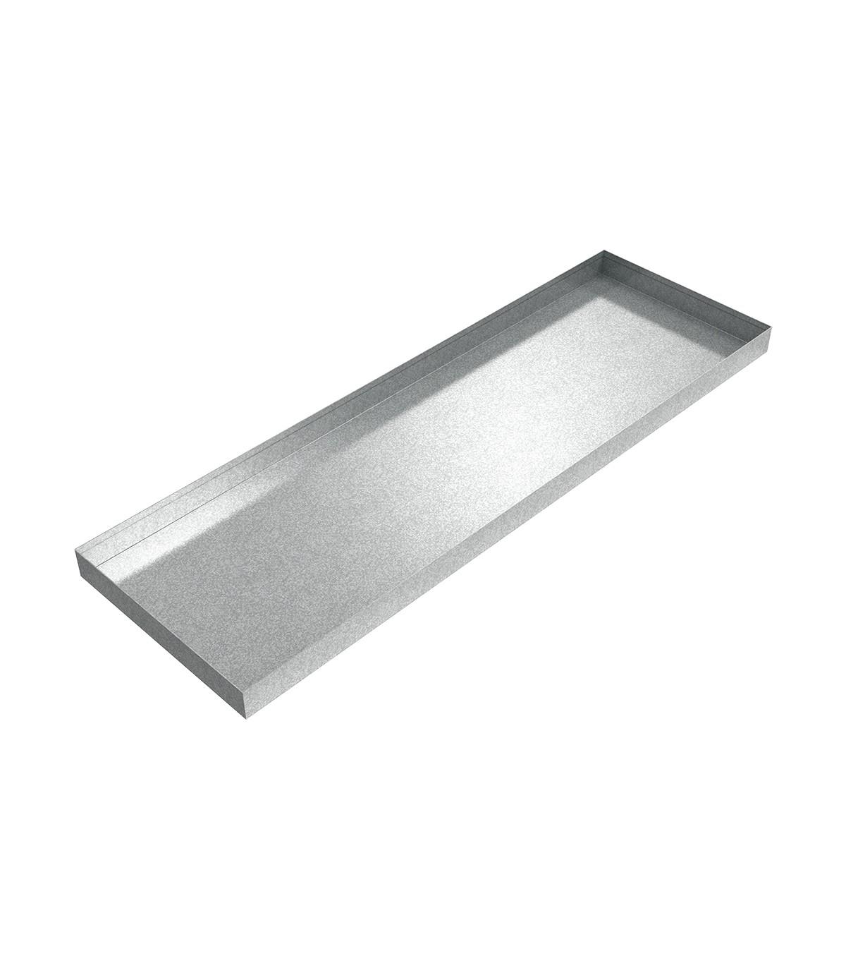 Galvanized Air Conditioner Tray