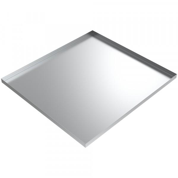 """Ice Maker Drip Pan - 26"""" x 24"""" x 1""""- Aluminum"""