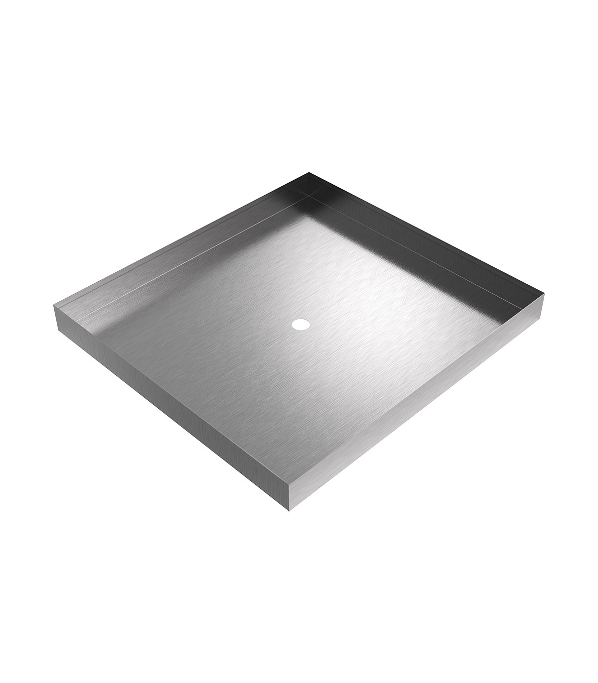 Stainless Ice Maker Drain Pan