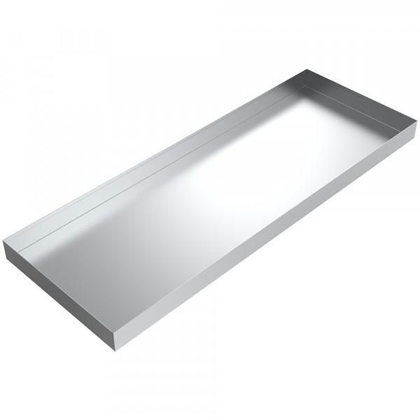 """Oven Drip Pan - 55"""" x 20"""" x 3"""" - Aluminum"""
