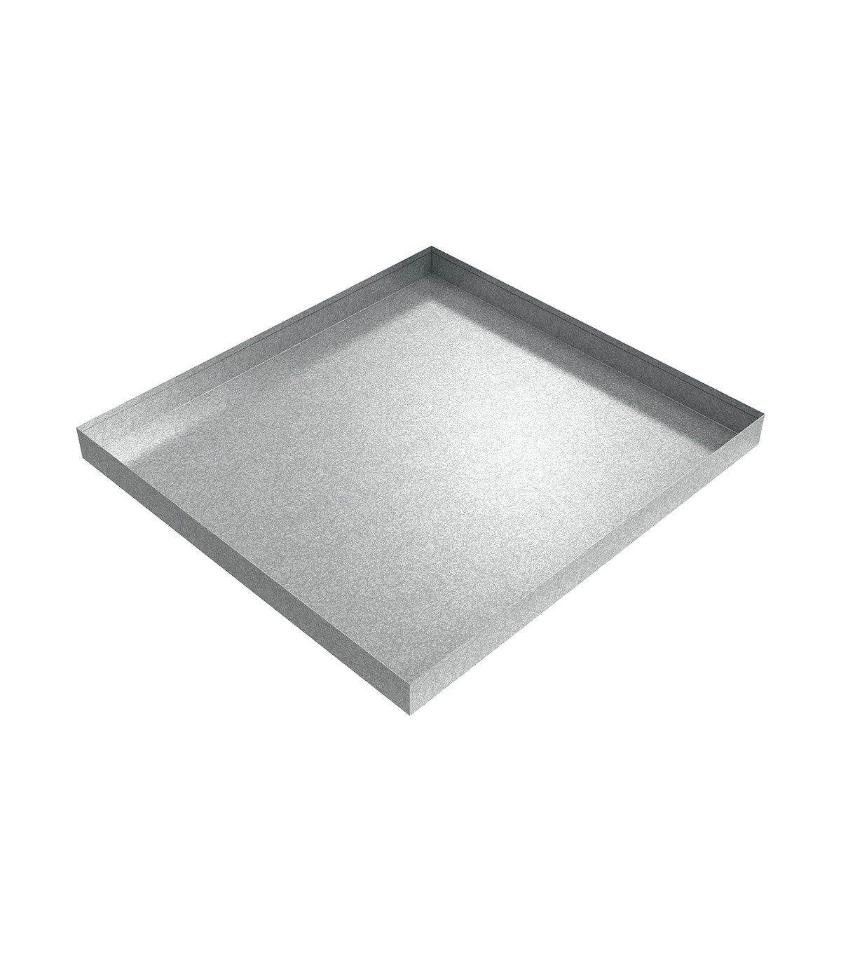 30 In X 32 In Galvanized Washer Drip Pan