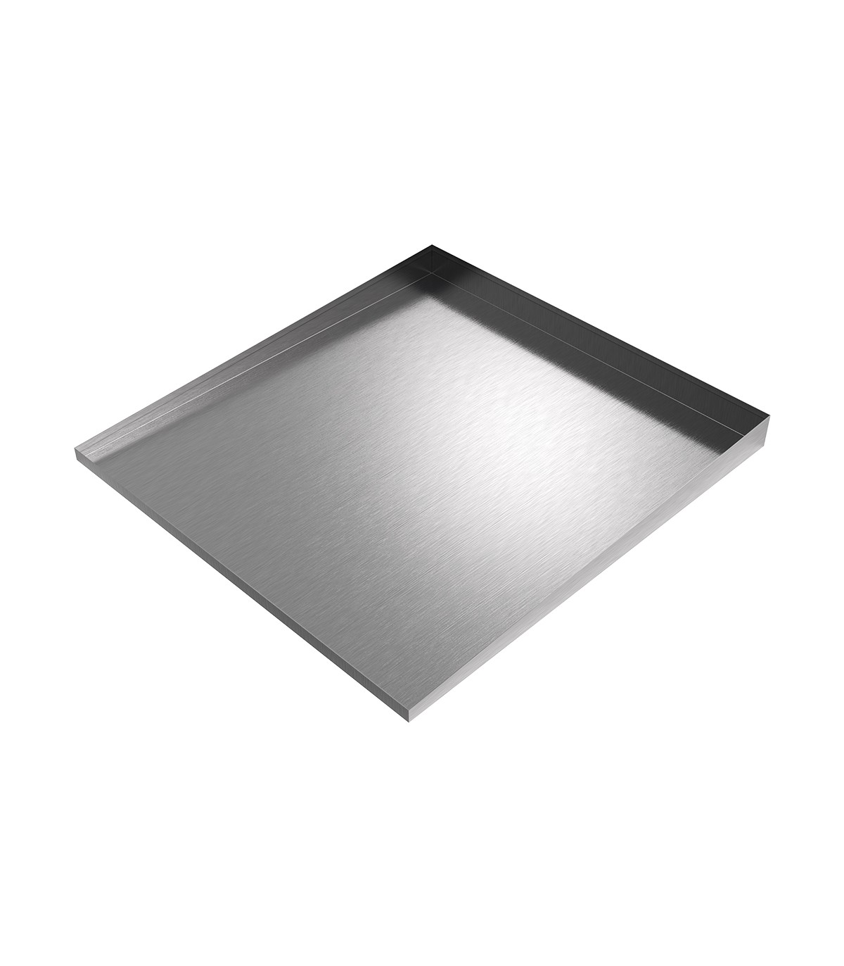 30 In X 32 In Stainless Front Load Washer Drip Pan