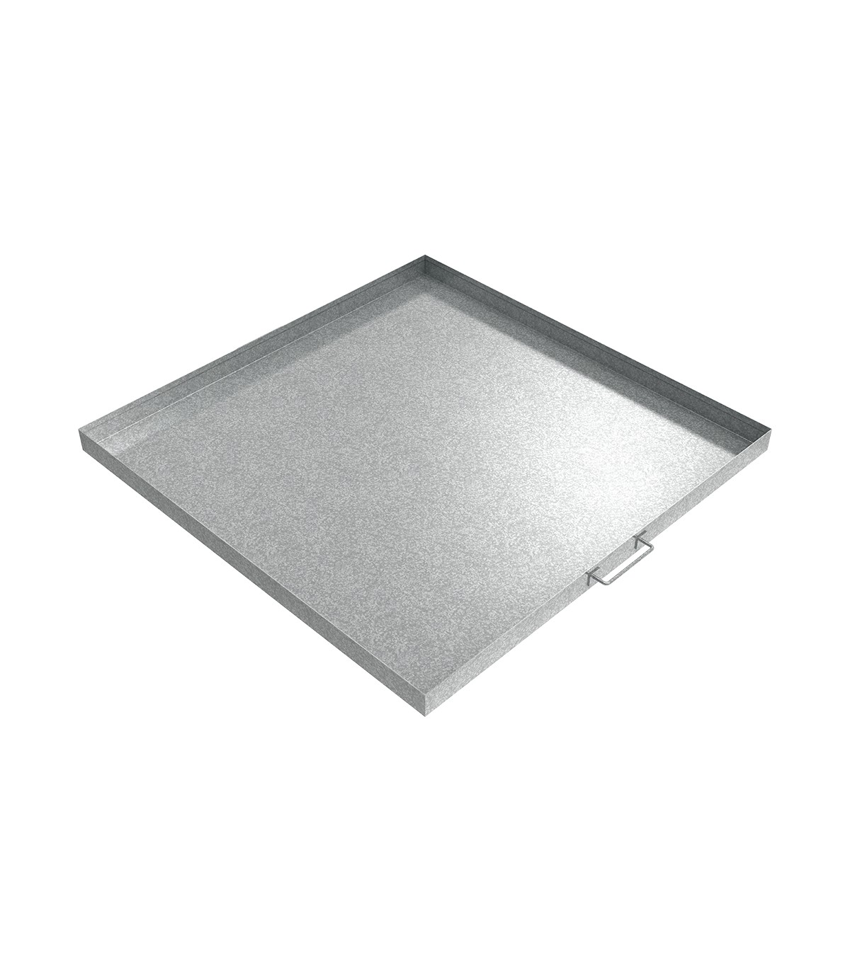 Drip Pan With Handles