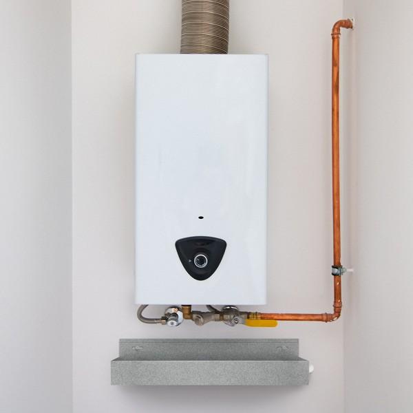 Wall Mounted Tankless Water Heater Drain Pan