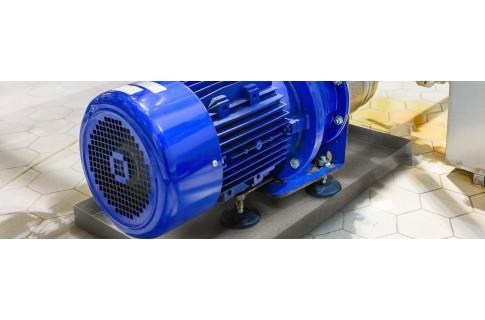 Vacuum Pump Pans