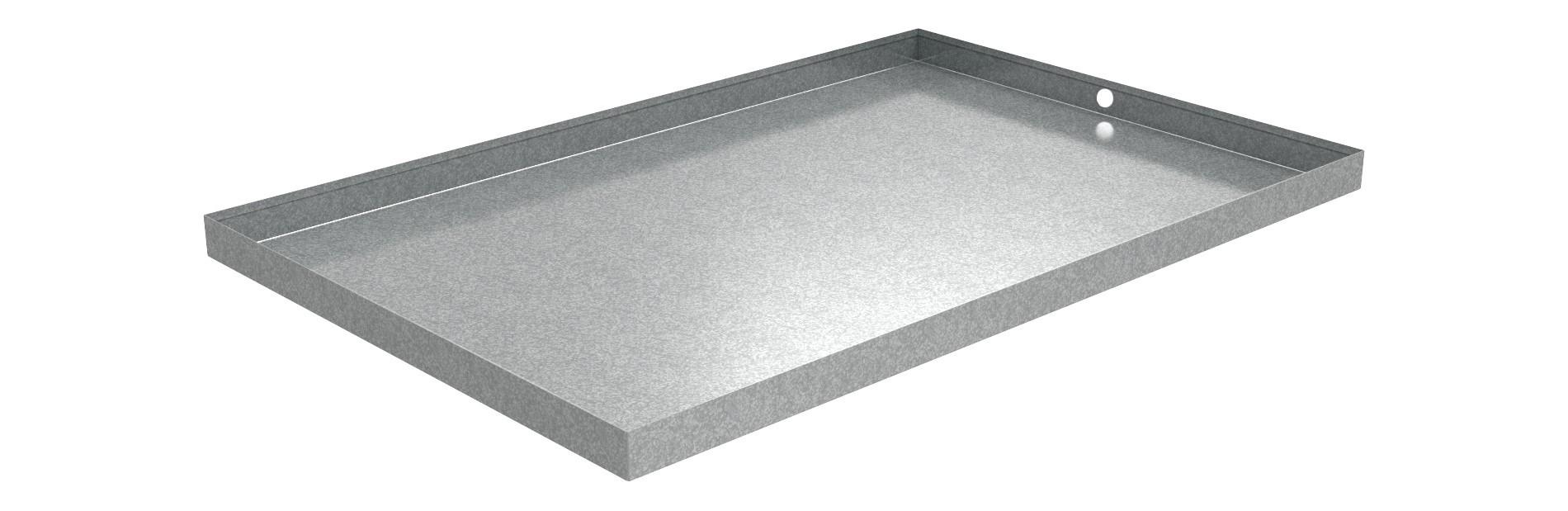Galvanized Steel Drip Pans