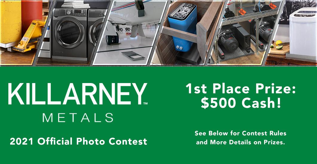 Killarney Metals Photo Contest