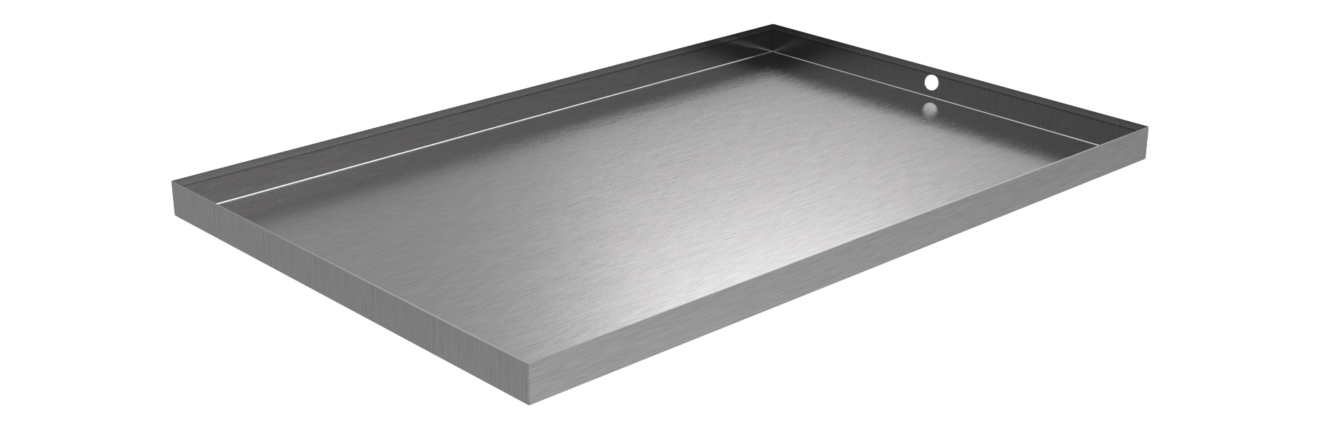Drain Pan Design