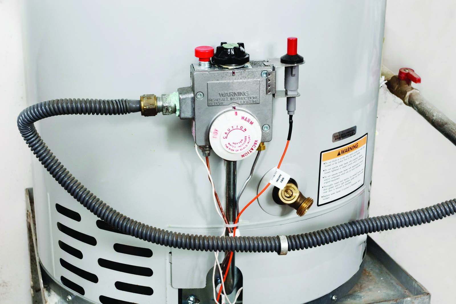 Water Heater Spills Can be a Big Issue