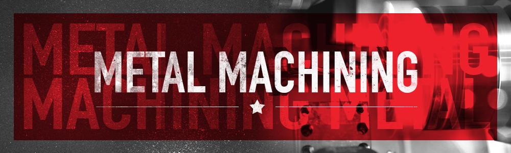 metal machining graphic