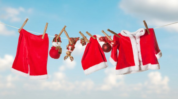 Five Tips for Flawless, Fresh, & FESTIVE Laundry
