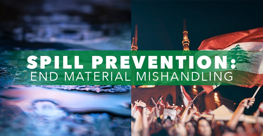 Spill PREVENTION: End Material Mishandling