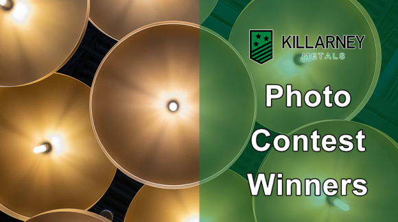 Killarney Metals Photo Contest Winner Announcement