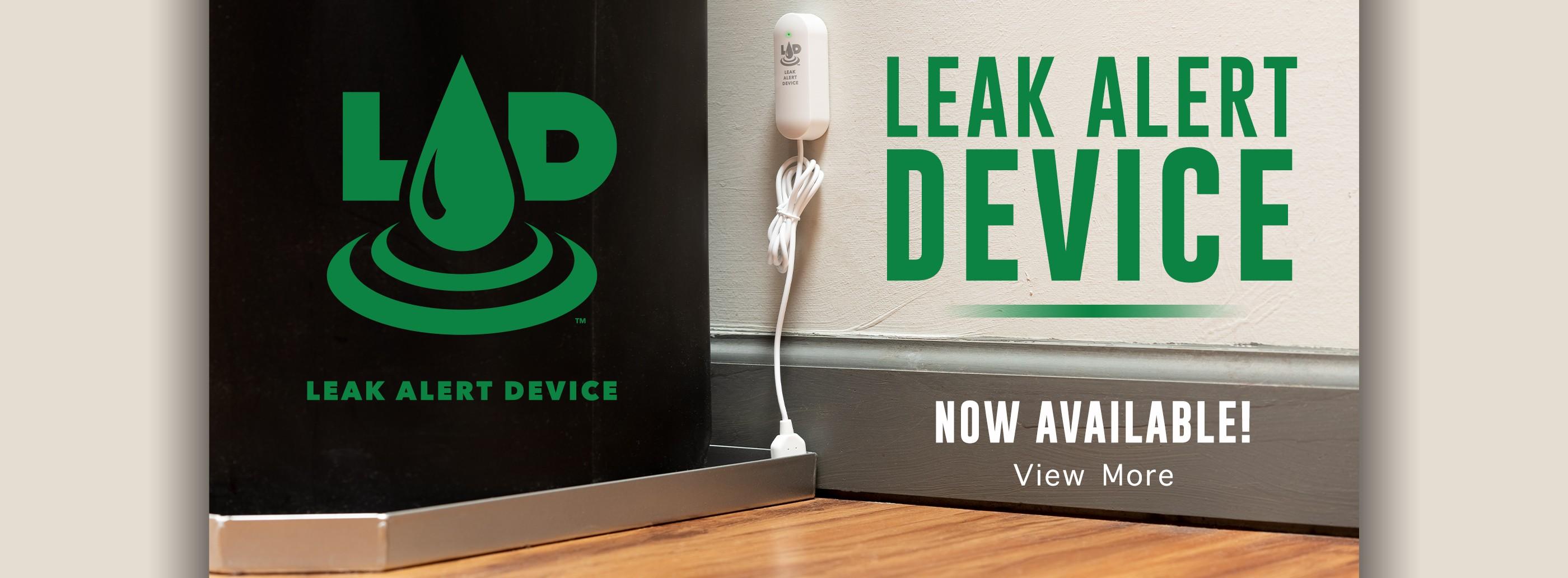 Leak Alert Device